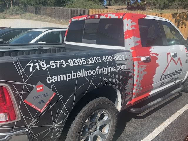 Campbell Roofing Inc. Colorado